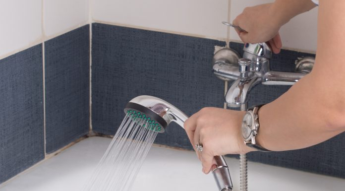 waterpik shower head