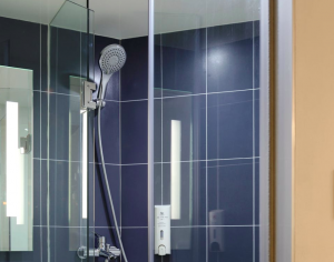 how to replace a shower head: apartment architecture bath towels bathroom