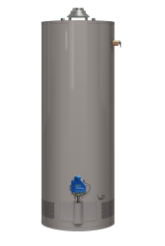 ruud water heater competition: sure comfort 40 gallon