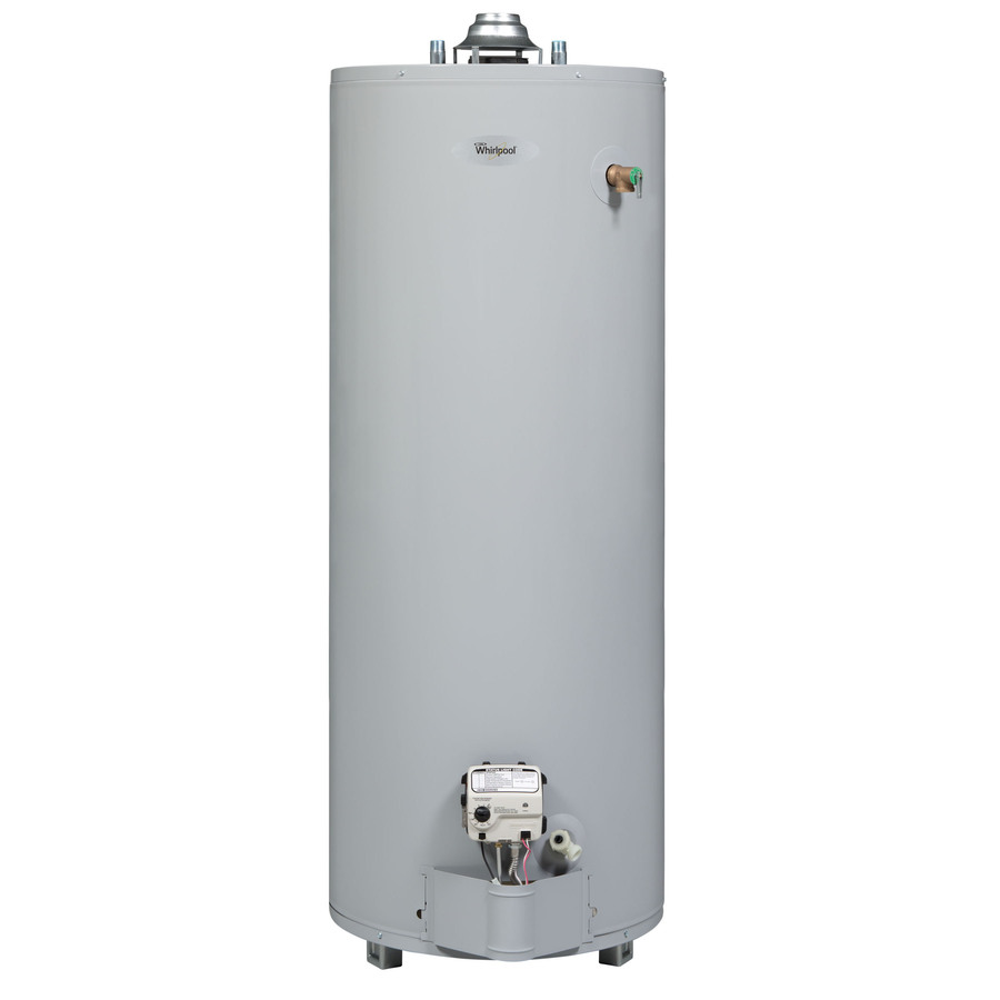 whirlpool water heaters