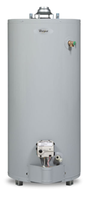 40 Gallon Short Liquid Propane Water Heater