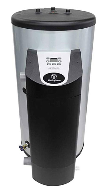 Westinghouse WGR060LP076 97-Percent High-Efficiency Gas Water Heater with Liquid Propane