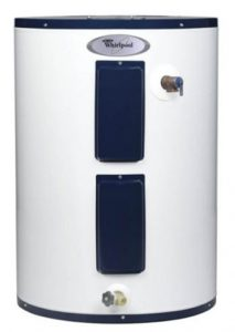 Whirlpool 38-Gallon 240V Residential Lowboy Electric Water Heater E2F40LD045V