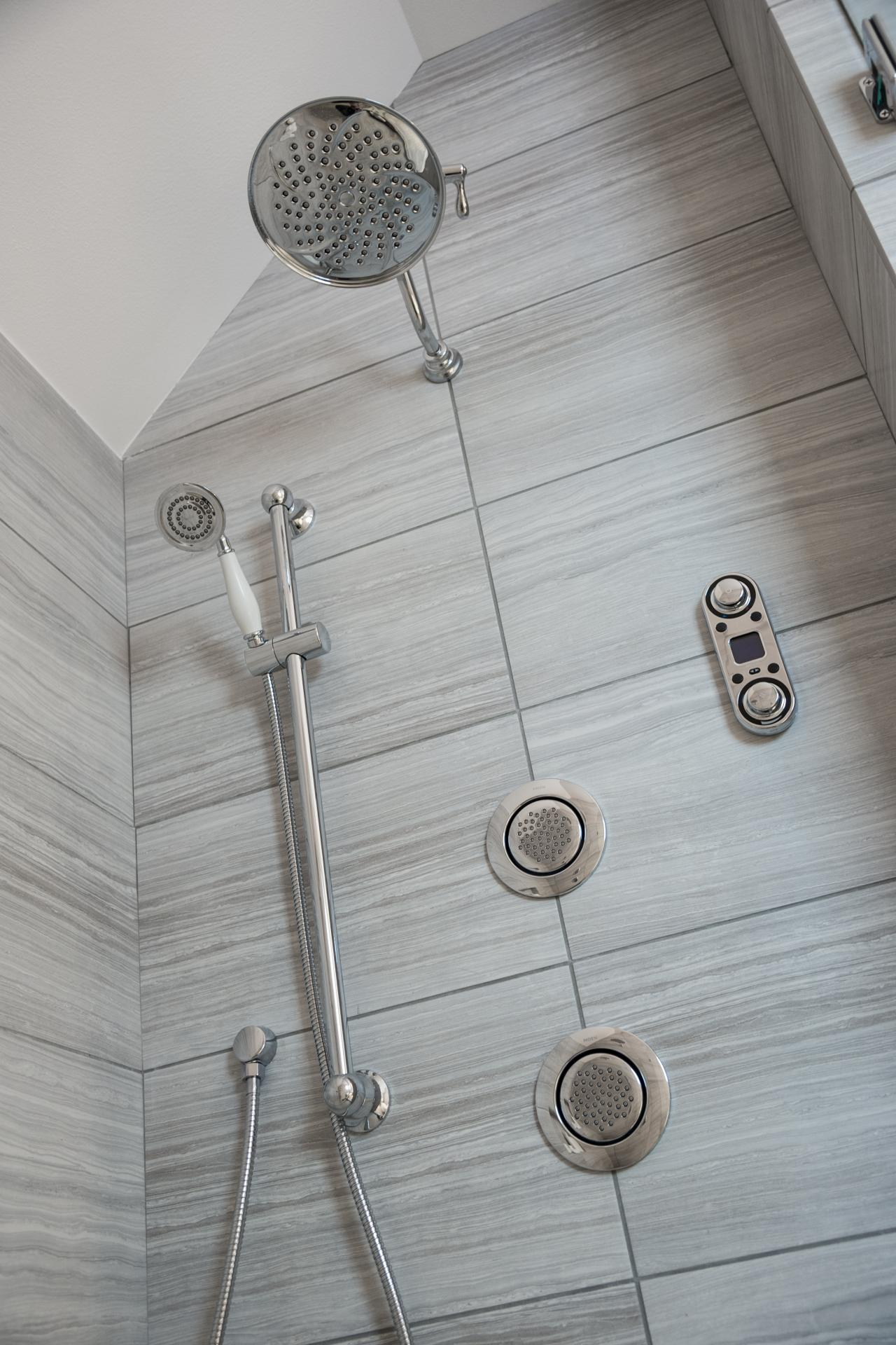 Moen Rain Shower Head Experience A Spa Luxury At Home