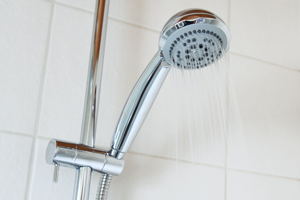shower head using the best water heater
